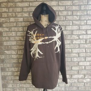 Under Armour Men's hunting hoodie loose